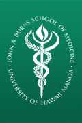 John A Burns School of Medicine Logo
