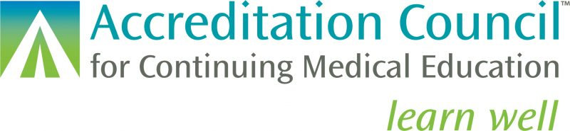 The Accreditation Council for Continuing Medical Education logo