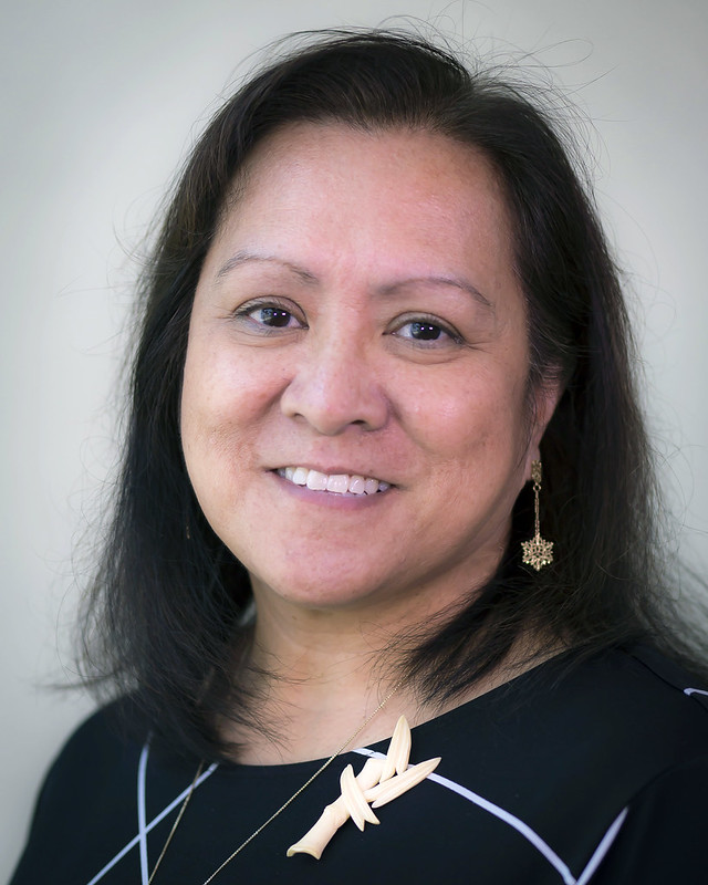 Portrait of Nancy Foster