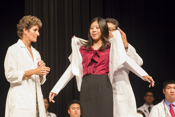 White Coat Ceremony for the MD Class of 2020! | John A. Burns ...