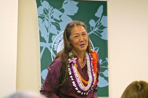Dr. Marjorie Mau