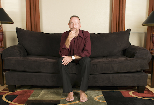 Timothy Ray Brown, photo by Scott Taber.