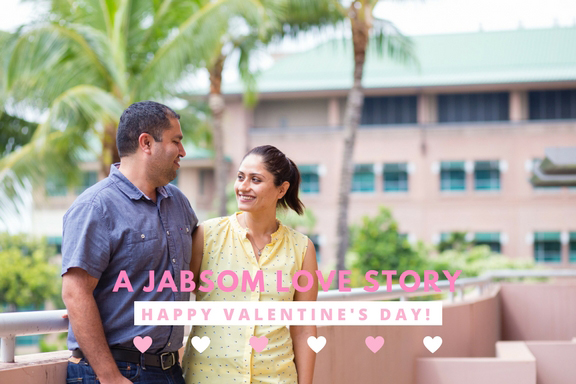 Two JABSOM researchers met 10 years ago at the John A. Burns School of Medicine and have been happily married for the past 5.5 years.