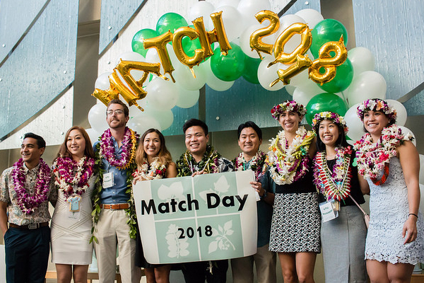 VIDEO: New Doctors a week from now, how did University of Hawaiʻi
