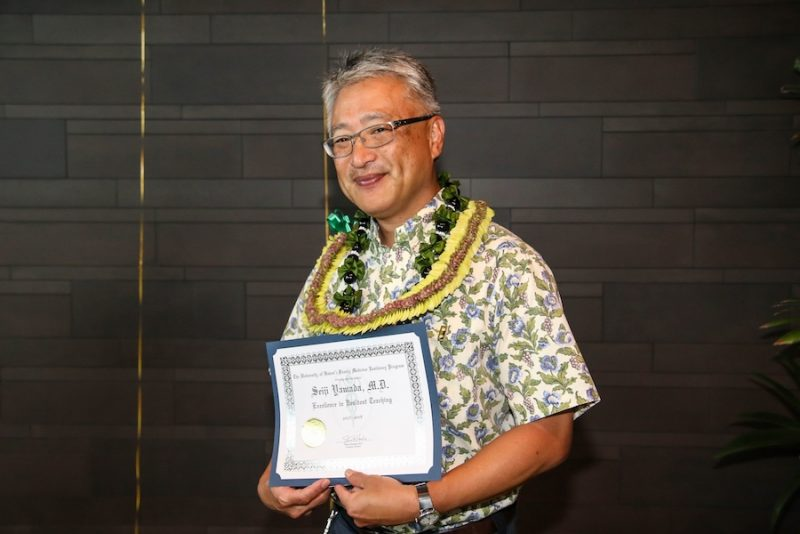 Family Medicine gives Hawaiʻi six new physicians, and honors