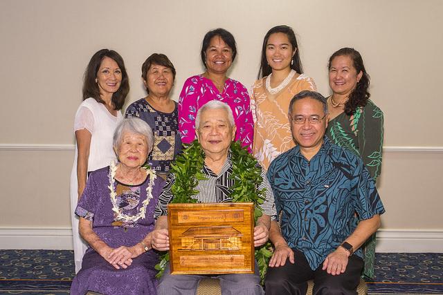 HUOA Legacy Award, Dr. Satoru Izutsu