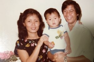 Seng family photo.