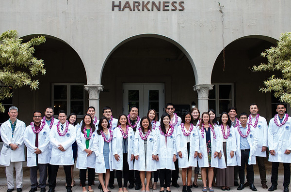 Hawaii welcomes an influx of new MDs — How UH Graduate Medical
