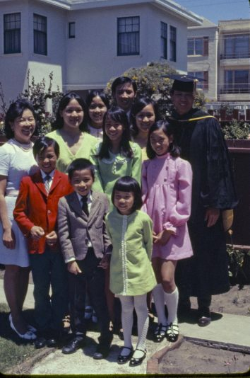 Wallace Chun, MD and Family